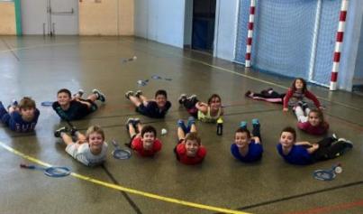 L'école de badminton
