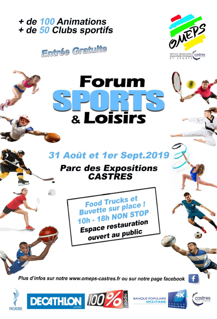 Forum Sports & Loisirs de Castres