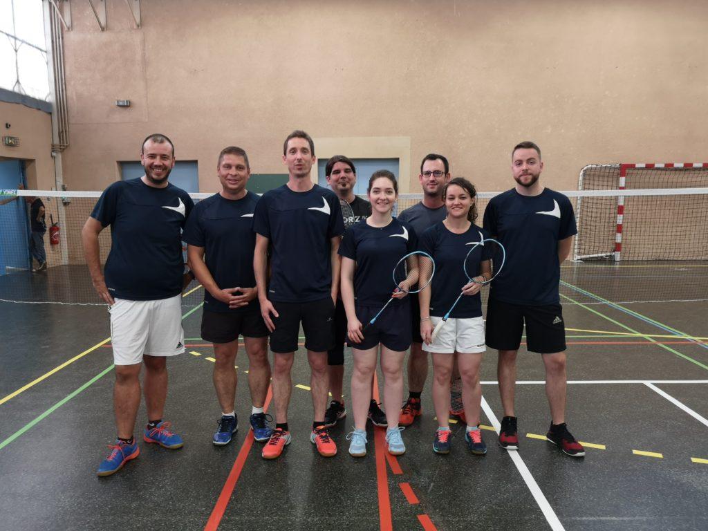 Equipe d'interclubs D3-5