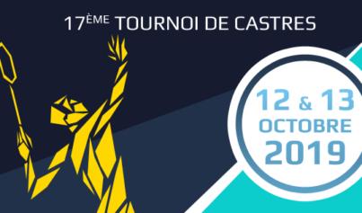 17ème Tournoi de Castres