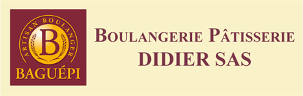 Boulangerie Pâtisserie Didier SAS