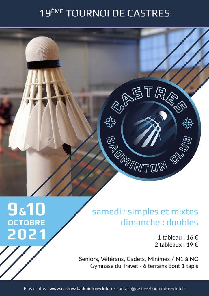 19ème Tournoi de Castres